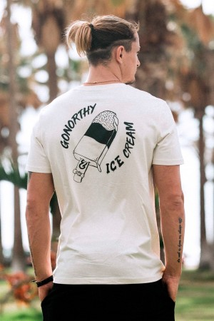 Ice cream Gonorthy T-shirt
