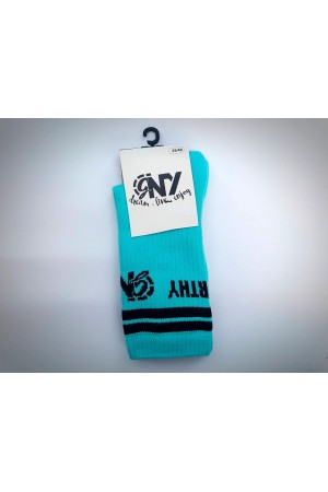 Urban cotton blue socks Gny...